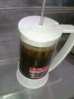 コーヒープレス 使い方